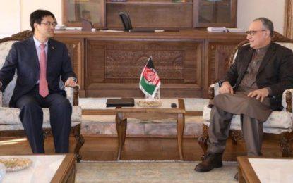 تاکید افغانستان بر تسریع برگزاری نشست بین الافغانی چین