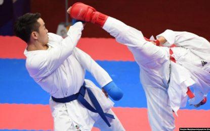 دریافت ۹ مدال از سوی کاراته کاران کشور در مسابقات بینالمللی جام کاسپین