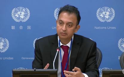 نگرانی سازمان ملل از سرکوب معترضان در ایران