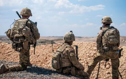 حدود ۵۰۰ نظامی امریکا در سوریه باقی خواهد ماند