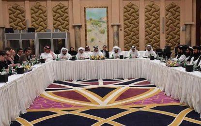 آغاز رسمی گفتگوهای صلح امریکا با طالبان در قطر