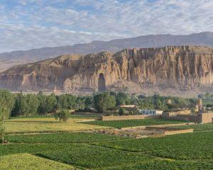باستانشناسان فرانسوی: میراثهای فرهنگی بامیان در معرض نابودی قرار دارد