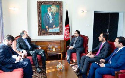 افغانستان سفیر ایران در کابل را احضار کرد
