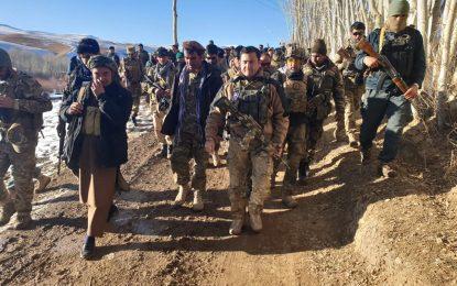 در عملیات توفان هریرود در غور، ۶۹ طالب به نیروهای امنیتی تسلیم شدهاست