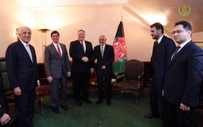 ناتو: در صورت کاهش خشونت از سوی طالبان، نیروهای خود را کاهش می دهیم