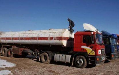 در یک ماه اخیر ۵۰ موتر حامل نفتوگاز بیکیفیت از هرات به خارج مسترد شده است