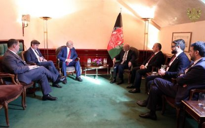 کاهش خشونت محور گفتگوی خلیلزاد و رئیس جمهور غنی در حشیه نشست مونیخ