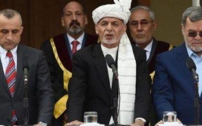 رئیس جمهور حکم آزادی ۵ هزار زندانی طالبان را امضا کرد