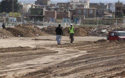مقامها در هرات: تا ۲۰ روز دیگر ۱ شفاخانه ویژه تداوی بیماران کرونا ساخته میشود
