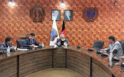 وزیر صحت عامه: برای خرید تجهیزات در ولایتها بودجه اختصاص داده شود