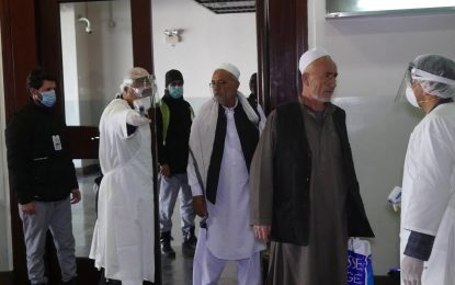 ممکن است ۱۶ میلیون افغان به کرونا مبتلا شوند
