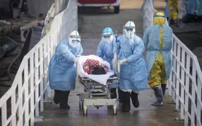 شمار قربانیان کرونا در چین از مرز ۳ هزار گذشت
