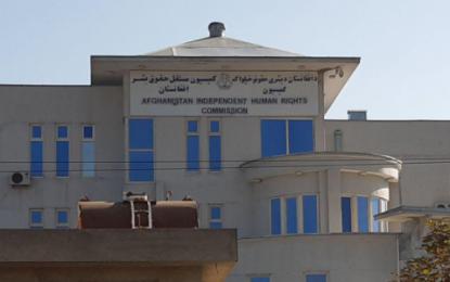 کمیسیون حقوق بشر: در جریان مذاکرات بین الافغانی، آتشبس اعلام شود