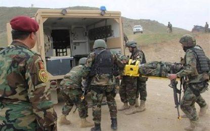 ۶ سرباز ارتش در حملۀ طالبان در زابل کشته شدند
