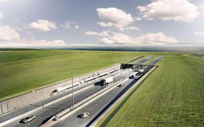 دانمارک طولانیترین تونل روی کف دریا را احداث میکند