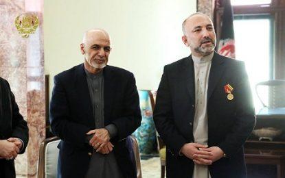 حنیف اتمر به عنوان نامزدوزیر و سرپرست وزارت خارجه منصوب شد