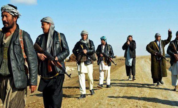 در حملات طالبان در سمنگان ۳ نیروی خیزش مردمی جان باختند