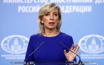 روسیه خواستار تلاش هماهنگ برای حل بحران سیاسی افغانستان شد