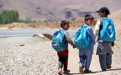 اروپا ۷۰۰ هزار کودک افغان را که با سوء تغذیه مواجهند، کمک مالی میکند