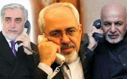 ایران جهت ایجاد صلح در افغانستان تلاش میکند