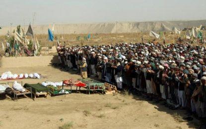 ۲۴ غیر نظامی طی یک هفته «توسط طالبان» کشته شدهاند