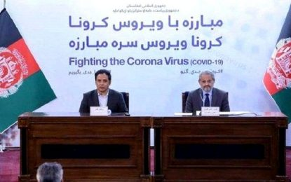 مجلس سنا وحید عمر و وزیر بهداشت را به لوی سارنوالی معرفی کرد