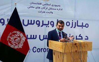 والی هرات: غفلت عالمان دین باعث بروز فاجعه میشود