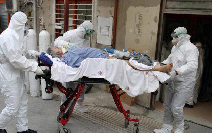 آمار قربانیان کرونا در ایران به ۴ هزار و ۵۸۵ مورد رسید