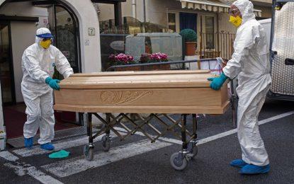 عبور قربانیان کرونا از مرز ۱۰ هزار در فرانسه و مرگ ۱۸۰۰ امریکایی در ۱ روز