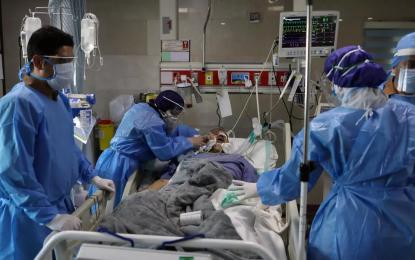 آمار قربانیان ویروس کرونا در ایران به ۵ هزار ۳۹۱ مورد رسید