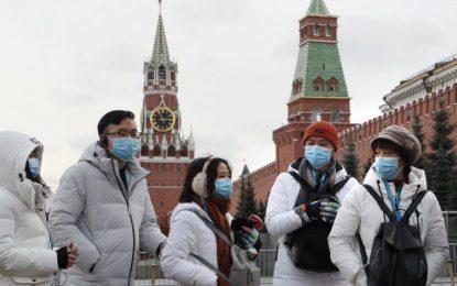 مبتلایان کرونا در روسیه بیشتر ار چین شد