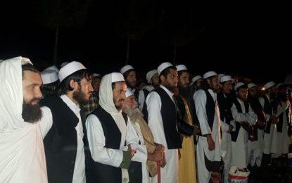 ۹۸ زندانی دیگر طالبان از زندان پلچرخی آزاد شدند