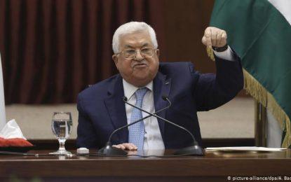 محمود عباس همه توافقات با اسراییل و ایالات متحده را ملغی خواند