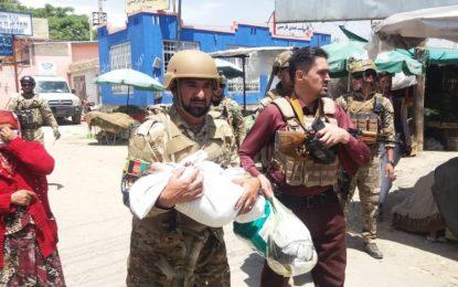 قربانیان شفاخانه دشت برچی به ۲۴ کشته و ۱۶ زخمی افزایش یافت