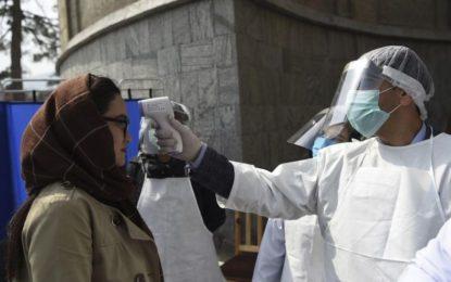 شمار مبتلایان به کووید ۱۹ در هرات به ۱۲۴۸ مورد رسیده است