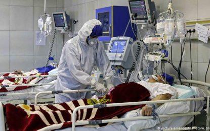 در ۲۴ ساعت گذشته ۲۹۷۹ تن در ایران به کرونا مبتلا شده اند