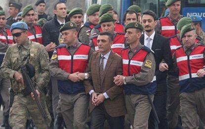 ترکیه ۱۴۹ نفر دیگر را در پیوند به کودتای نافرجام ۲۰۱۶ بازداشت میکند
