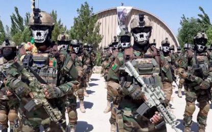 ۷۴سرباز از قولاردوی عملیاتهای خاص فارغ شدند