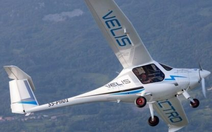 نخستین هواپیمای برقی در اروپا مجوز پرواز گرفت