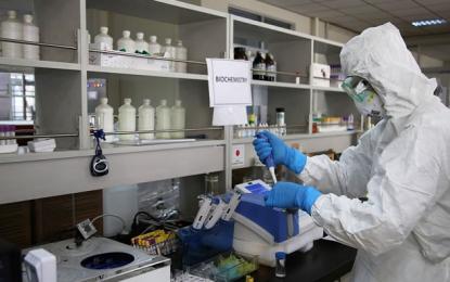 در یک شبانهروز گذشته ۱۸ بیمار کووید – ۱۹ در کشور جان باختند