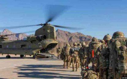 نیروهای امریکایی دو پایگاه خود در ننگرهار را ترک کردند