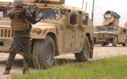 مقامها: هشت جنگجوی طالبان در ولایت بلخ کشته شدند