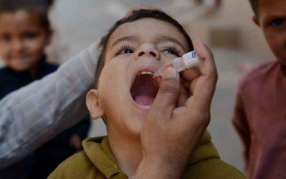 کمپاین واکسین فلج کودکان در ولایات شرقی افغانستان آغاز میشود