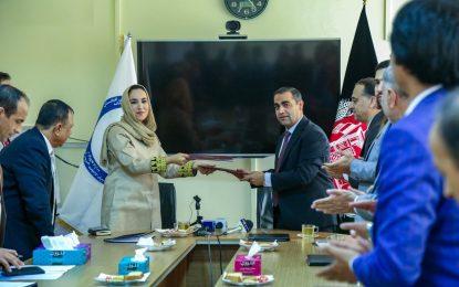 تفاهمنامه ایجاد دو انستیتوت ملی در زمینه خط آهن و سرکسازی امضا شد