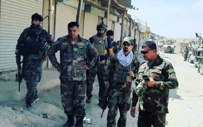حمله طالبان بر شهر غزنی عقب زده شد