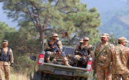 در وزیرستان جنوبی هفت نظامی کشته و رخمی شدند