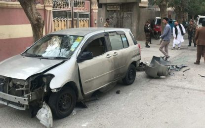دو انفجار پی هم در کابل ۲ کشته بر جای گذاشت