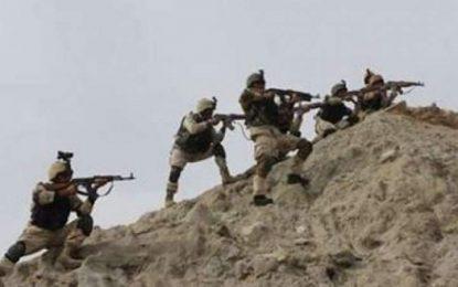 سی جنگجوی طالب توسط نیروهای امنیتی در بادغیس کشته شدند