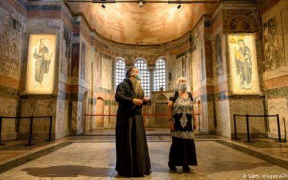 ترکیه کلیسای دیگری را به مسجد مبدل ساخت