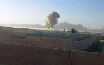 نه نیروی امنیتی در انفجاری در فراه شهید و زخمی شدند
